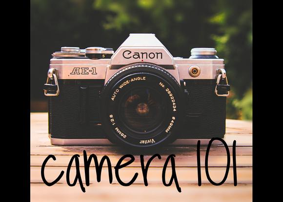 camera 101